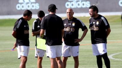 Liga1 Movistar: el primer día de Roberto Mosquera en su regreso a Sporting Cristal (VIDEO)