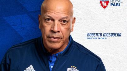 Copa Sudamericana: Roberto Mosquera y su Royal Pari quedaron eliminados en octavos de final