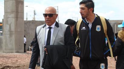 Liga1 Movistar 2020: Roberto Mosquera dejó de ser el técnico del campeón Binacional
