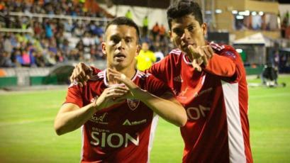 Copa Sudamericana: Royal Pari de Roberto Mosquera avanzó a octavos de final