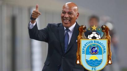Liga1 Movistar: Roberto Mosquera sería el nuevo entrenador de Binacional de Juliaca (VIDEO)