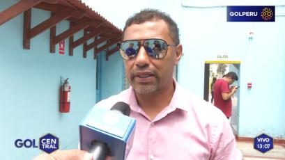 Roberto Palacios: