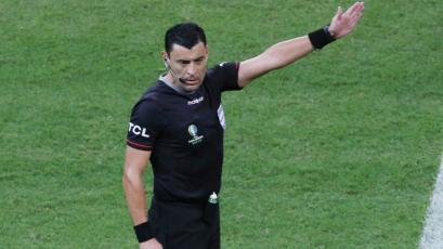 Perú vs. Brasil: árbitro chileno Roberto Tobar dirigirá la final de la Copa América 2019