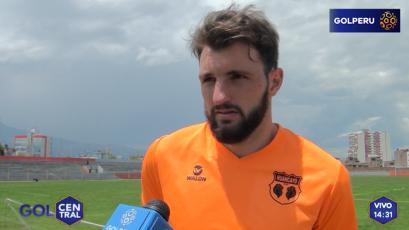 """Rodrigo Colombo: """"Jugando en casa no podemos regalar puntos"""""""