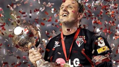 Copa Libertadores: hace 5 años, Rogério Ceni jugó su último partido internacional