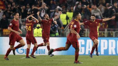 Champions League: Roma da un golpe histórico y elimina al Barcelona