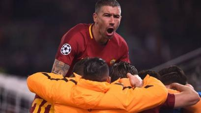Champions League: Roma salva la eliminatoria y avanza a cuartos de final