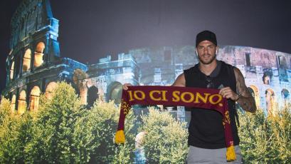 Roma se refuerza con Davide Santon