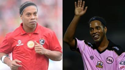 Ronaldinho cumple 41 años: ¿qué camisetas del fútbol peruano ha vestido? (VIDEO)