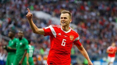 Rusia 2018: Cheryshev es la figura de la goleada de Rusia sobre Arabia Saudita