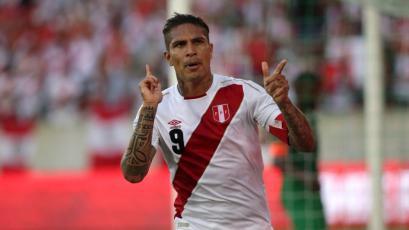 Paolo Guerrero es el goleador histórico de Perú con 35 goles
