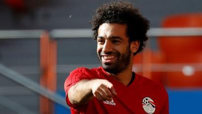 Rusia 2018: Salah podría ser titular con Egipto frente a Uruguay
