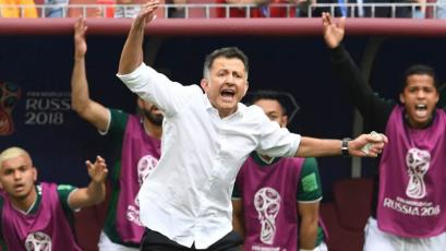 Juan Carlos Osorio: