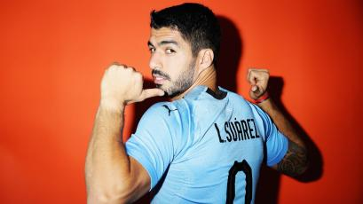 Rusia 2018: Suárez y Cavani lideran a Uruguay frente a Egipto