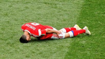 Rusia 2018: Alan Dzagoev se pierde la fase de grupos