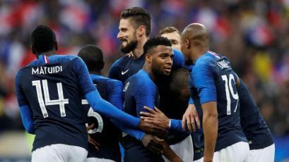 Rusia 2018: Griezmann lidera la lista final de Francia para la Copa del Mundo