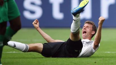 Alemania venció a Arabia Saudi y parte a jugar el Mundial
