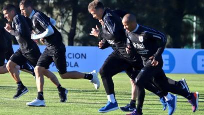 Rusia 2018: Uruguay comenzó sus entrenamientos sin Cavani y Suárez
