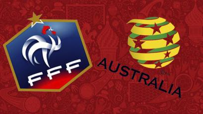 Rusia 2018: Francia y Australia abren el grupo de Perú en Kazán