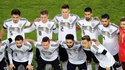 Rusia 2018: Alemania presentó su primera lista sin Götze