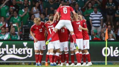 Rusia 2018: Dinamarca vence a México en su partido de despedida (2-0)