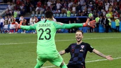 Rusia 2018: Los datos que dejó el partido entre Rusia y Croacia