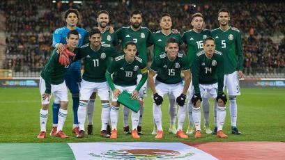Rusia 2018: México anunció su lista preliminar de 28 jugadores