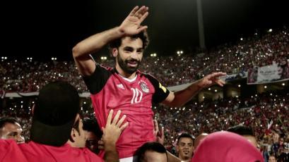 Rusia 2018: Mohamed Salah encabeza la lista preliminar de Egipto