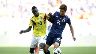 Rusia 2018: Yuya Osako fue elegido figura en la victoria de Japón