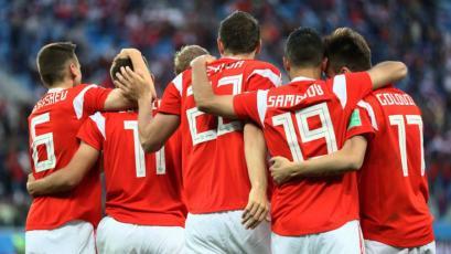 Rusia 2018: Rusia derrotó a Egipto y clasificó a octavos de final