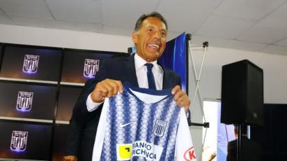 """Miguel Ángel Russo: """"Estoy contento de estar en un club grande"""""""