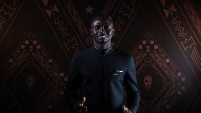 Sadio Mané fue premiado como el mejor jugador africano del 2019