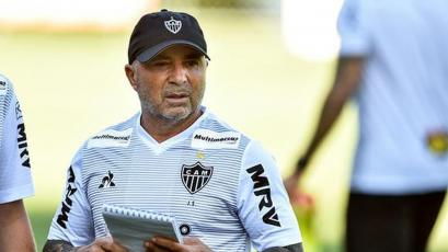 Jorge Sampaoli decidió sobre su futuro y se alejará del Atletico Mineiro