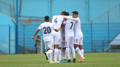 San Martín derrotó 3-1 a Cantolao, salió de la zona de descenso y mete presión al Sport Boys