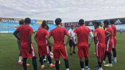 Héctor Bidoglio espera contar con Sebastián Gonzáles: