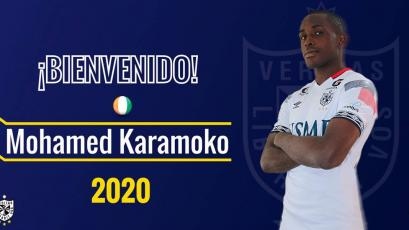San Martín: Mohamed Karamoko es la nueva apuesta africana para el 2020