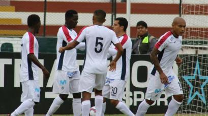 Universidad San Martín venció a Alianza Lima