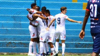 San Martín venció 1-0 a Carlos Mannucci por la sexta fecha de la Liga1 Movistar (VIDEO)