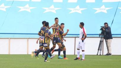 Sport Rosario derrotó a la Universidad San Martín en el inicio de la octava fecha