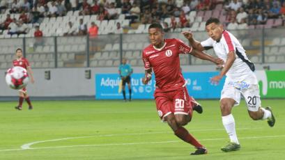 Universidad San Martín empató 1-1 con Universitario de Deportes