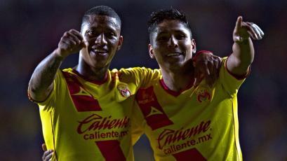 Sandoval y Ruidíaz destacan en victoria del Morelia