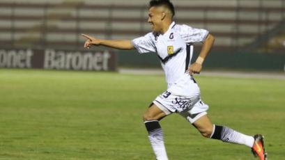 Cantolao venció 2-0 a Cienciano en el Callao y es el líder en el grupo G de la Copa Bicentenario