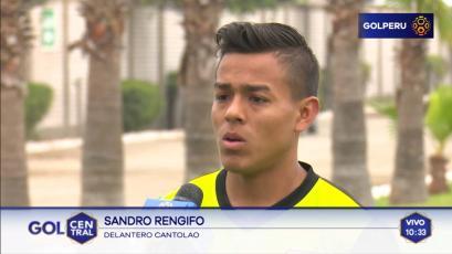 Sandro Rengifo: