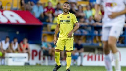 Santi Cazorla vuelve a jugar tras 21 meses