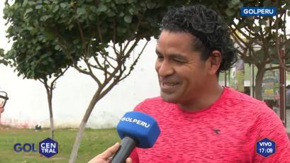 Santiago Acasiete felicitó a Cienciano por volver a la Liga1 Movistar