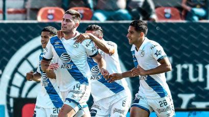 Santiago Ormeño anotó su noveno gol en la Liga MX con Puebla (VIDEO)