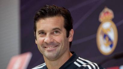 Santiago Solari fue ratificado como entrenador del Real Madrid
