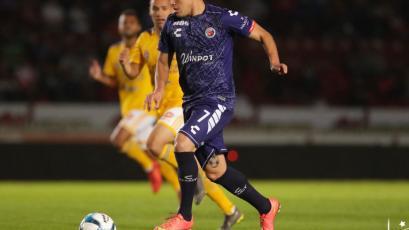 Iván Santillán se lesionó y estará un mes fuera de las canchas