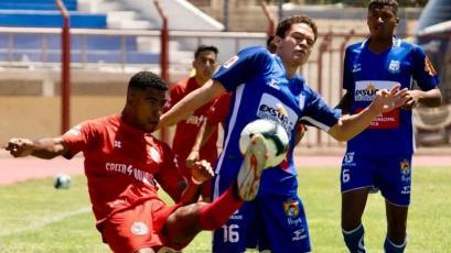 Liga2: Juan Aurich venció 2-0 a Santos FC en Nasca y es el nuevo puntero del campeonato