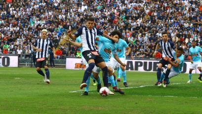 Se suspendió el encuentro entre Alianza Lima y Sporting Cristal